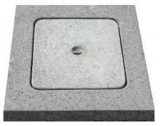 Coperchio ispezionabile 50x50